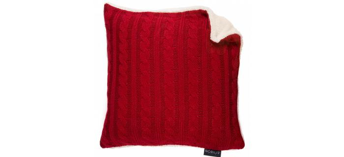 Coussin IRLANDE ROUGE